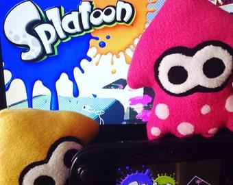 Splatoon Squid