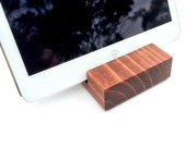 Reclaimed Wood Tablet Stand / iPhone Stand  / iPad Stand / Device Holder