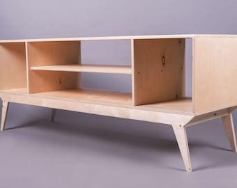 wooden tv cabinet / console DRUPAL