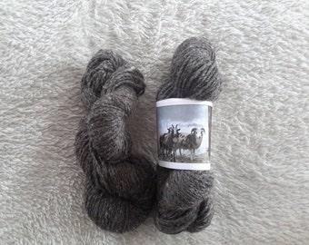 All Natural Jacob Sheep Yarn