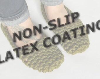 Non Slip Natural Latex Coating for Slippers
