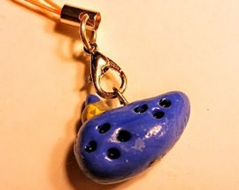 Legend of Zelda Ocarina Charm