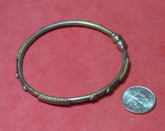 Vintage Custom Bracelet