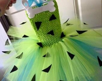Pebbles tutu dress