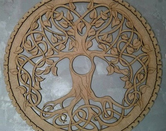 "Circle Loom ""tree of Life"""