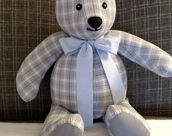 Hand Crafted Memory Bear