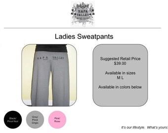Ladies Sweatpants