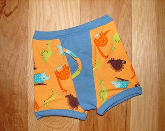 Dinosaur underwear | Etsy