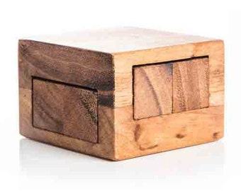 Wooden Toy : Magic Drawer - The Organic Natural Puzzle Game Play for Baby and Kids
