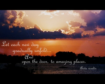 New Day-Quote Photography