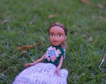 Kaiya from The Natural Dolls Co.