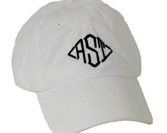 Momma's Favorite Monogrammed Baseball Cap - Adult Monogrammed Hats