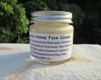 Manuka Honey Face Cream
