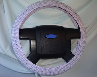 "Stering Wheel Cover-15""-16""-100% Cotton."