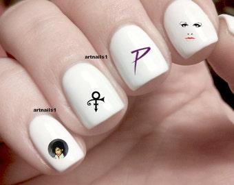 Prince Nail Art Nails Polish Girlfriend