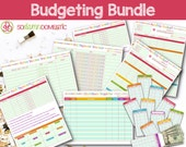 Budget Printable Bundle -...