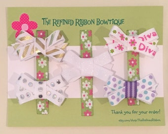 Baby Girl Hairbows