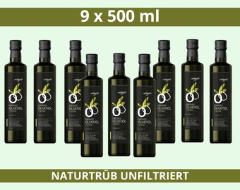 Metaggitsi - extra virgin olive oil 9 x 500ml