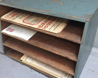 Former sorter wooden