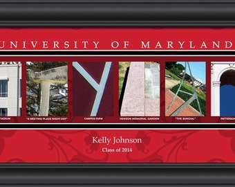 University of maryland home decor