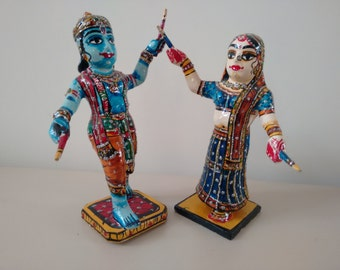 Radha Krishna, Indian God,Lord Krishna,Krishna Idol,Radha Idol,