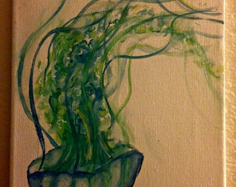 Hand Painted Jellyfish