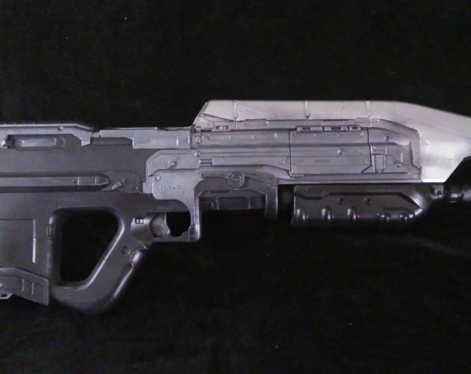 Halo Assault Rifle Modified Boomco dart gun