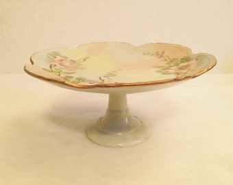 SALE Was 55.00 - 1970 Vintage Hutschenreuther Cookie Plate