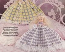 Pajama Sweeties, Plastic Canvas Pattern Booklet 993035 The Needlecraft Shop Hides Ur Treasures!