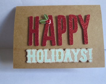 Happy Holidays Card