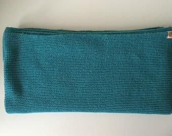 100% cotton blanket for baby 80x80 cm handknitted gift baby shower newborn