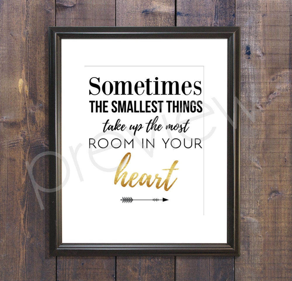 Winnie The Pooh Quotes Sometimes The Smallest Things