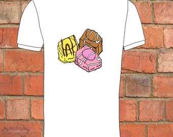 Fondant Fancy T-Shirt