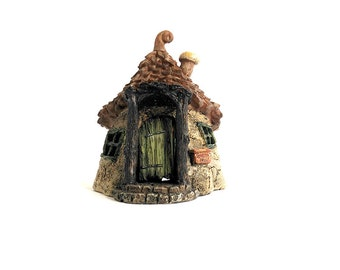 Fairy house, gnome home, fairy cottage, stone fairy houses, fairy garden house, fairy garden accessory, fairies, miniature fairy garden