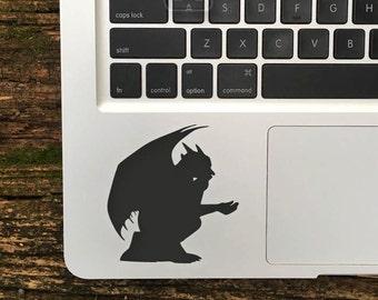Gargoyle Sticker, Gargoyle Macbook Stickers, Macbook Pro Stickers,Gargoyle  Laptop Decals, Funny, JDM, Gargoyle Stickers, Gargoyle Decals