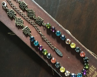 Fall Tones Necklace