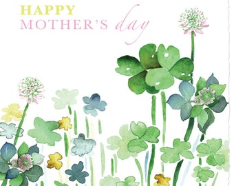 Happy Mother's Day GREETING CARD - CC06