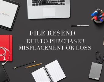 File Resend Due To Misplacement OR Loss