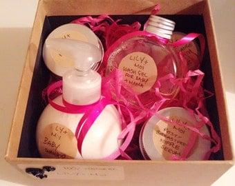 Mama & baby gift set