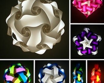 LuvALamps / Puzzle Lights / Medium