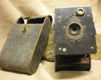 Antique Kodak Vest Pocket Autographic Camera
