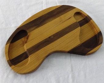 Cherry and Walnut Cheese Cutting Board