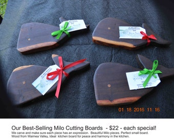 Milo WHALE Cutting Boards