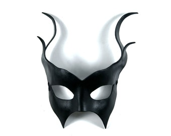 Leather Stylized Mask