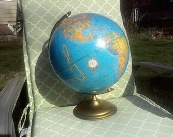 "Cram's 12"" World Globe"