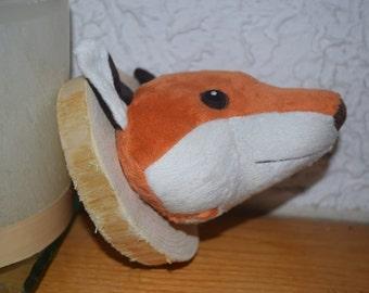 Felix the Fox Stuffidermy! (faux taxidermy)