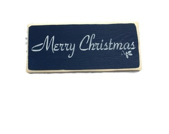 Pick Colors - Merry Christmas Sign - Holiday Decor - Christmas Decor - Hand Painted - Wood Signs - Christmas Gifts - Custom Colors