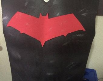 Red Hood cosplay body armor