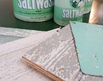 Saltwash powder additive
