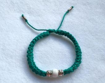 Romanian 3D Cord Beaded Bracelet